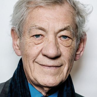 Ian McKellan Q&A At The BFI