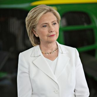 Hillary Clinton Speaks On Rural Policy