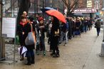 Cronut Line Makes Triumphant Return to Soho