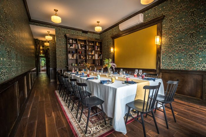 Olmsteds New Private Events Dining Room Photo Noah Fecks