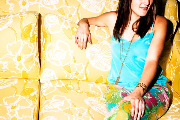 Inside Lilly Pulitzer's Print-Crazy Headquarters