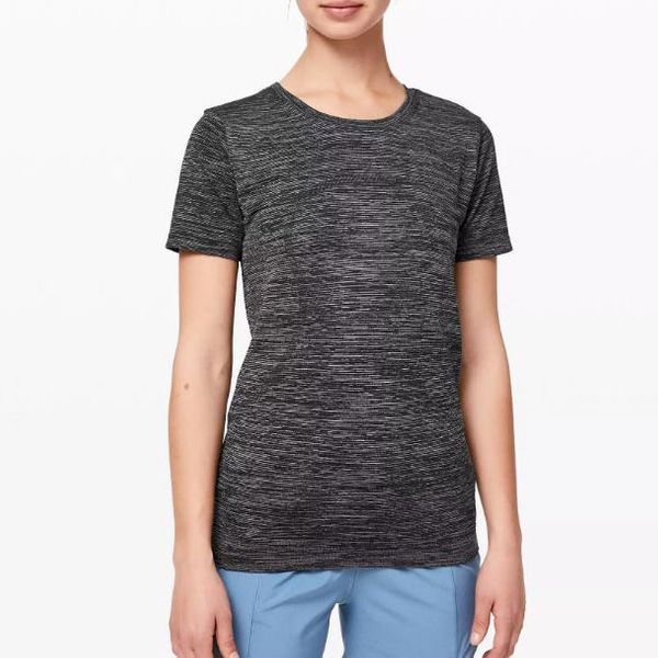 Lululemon Swiftly Relaxed Short-Sleeved Top