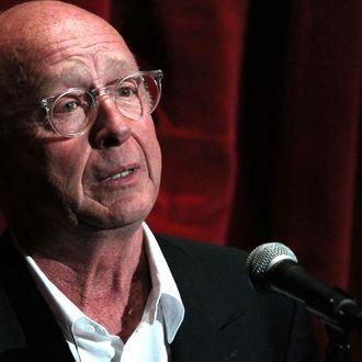 LOS ANGELES, CA - MAY 17: Director Tony Scott speaks onstage before the screening of
