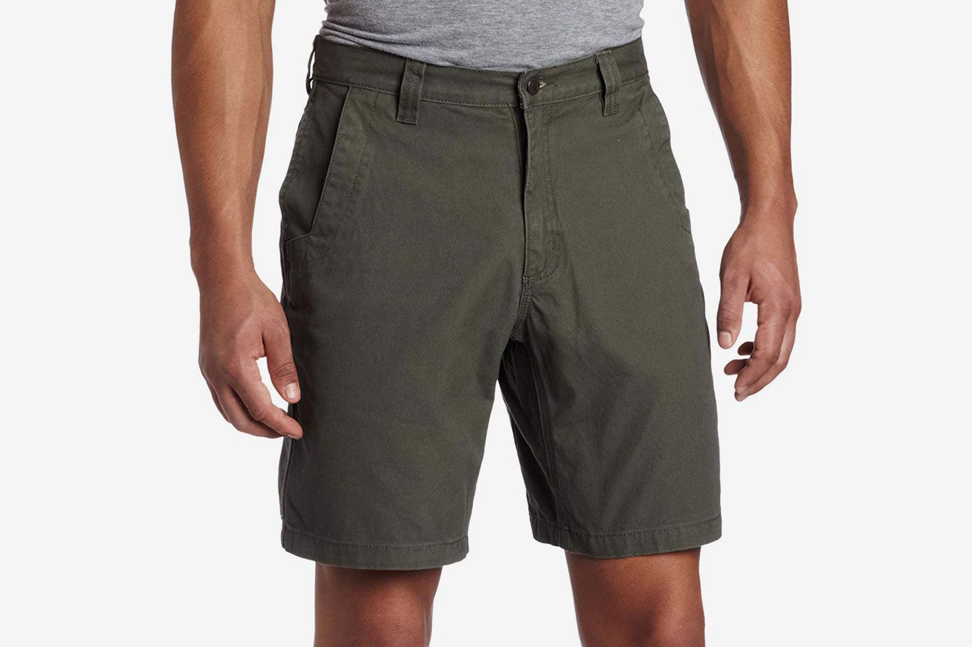 Mountain Khakis Males's Alpine Utility Rapid Relaxed Match