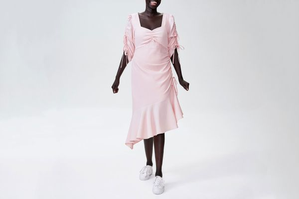 Rodarte x Universal Standard Dress in Rose
