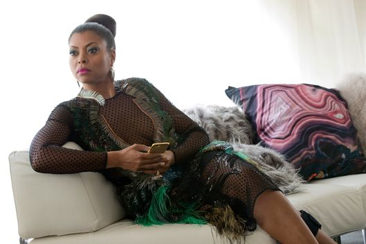 EMPIRE: Taraji P. Henson as Cookie Lyon in the Season 2 premiere episode of EMPIRE ÒThe Devils Are HereÓ airing Wednesday, September 23 (9:00-10:00 PM ET/PT) on FOX.  ©2015 Fox Broadcasting Co. Cr: Chuck Hodes/FOX.