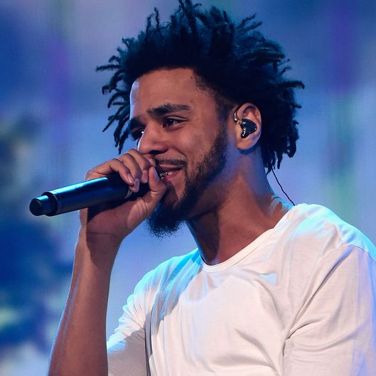 J Cole Is Getting An Hbo Concert Special Vulture