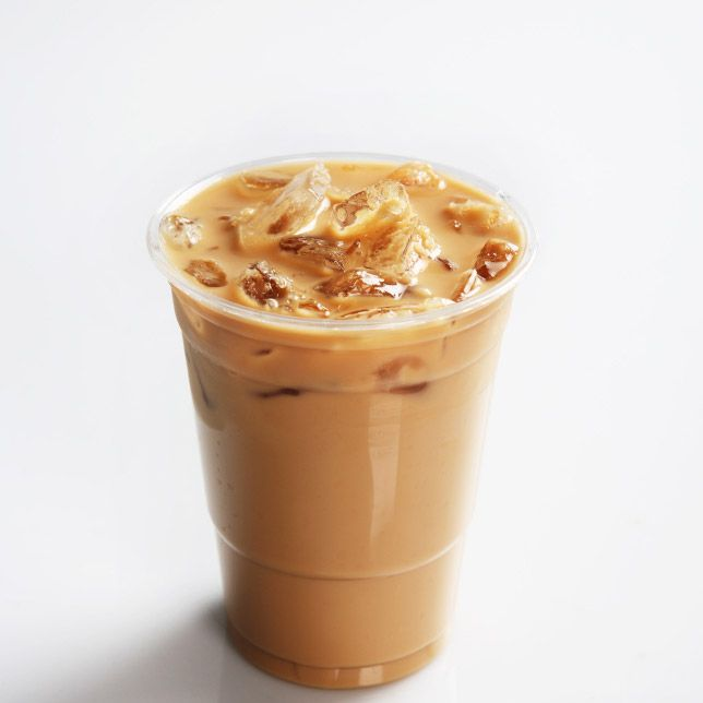 Iced coffee is trendy, we hear.