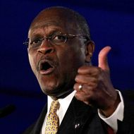 Herman Cain just locked up the nomination.