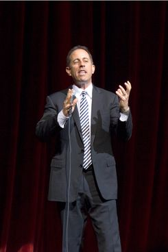 Review Jerry Seinfeld Shows He S The Anti Louie Vulture