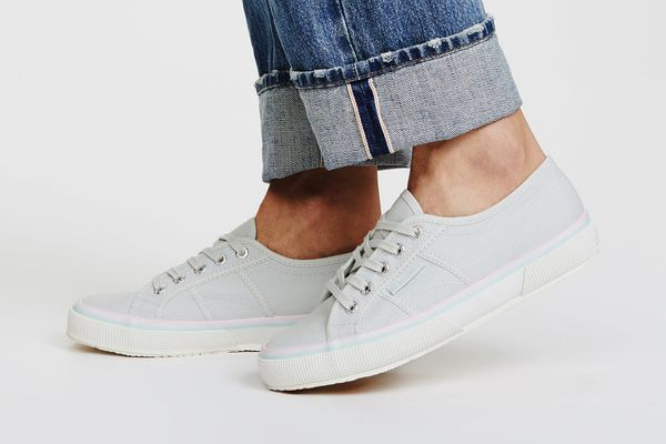 Superga 2750 Cotu Multi Stripe Sneakers