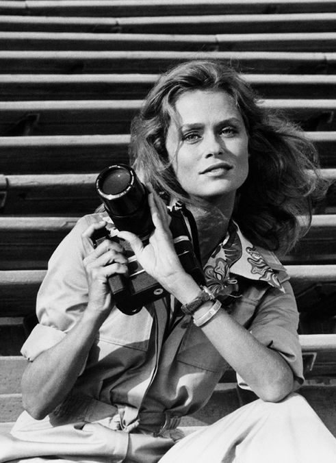 Photo 0 from Lauren Hutton, 1977