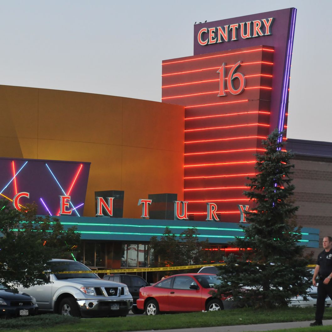 Reopening Aurora Theater Not A Hit With Victims -- NYMag