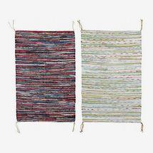 Ikea rag rug