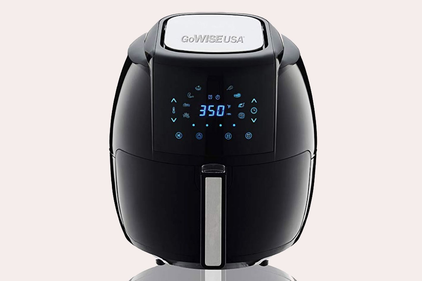 GoWISE 5.8 Quarts 8-in-1 Electric Air Fryer XL