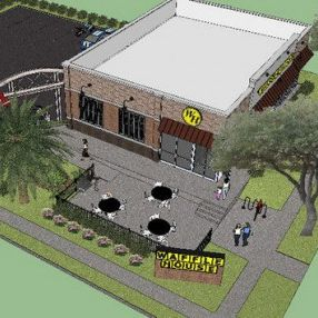 Unfair: New Orleans Is Getting a Tricked-Out Waffle House
