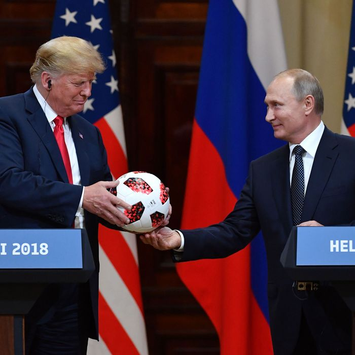 b9beda5d6 Here, take this soccer ball and place it on your mantle. Don't worry if you  hear beeping sounds. Photo: Yuri Kadobnov/AFP/Getty Images