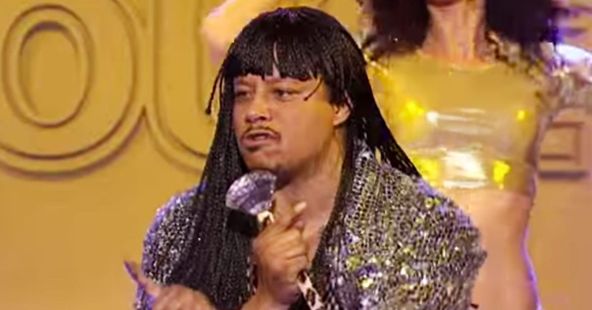Terrence Howard Lip Syncs Rick James On LSB Vulture