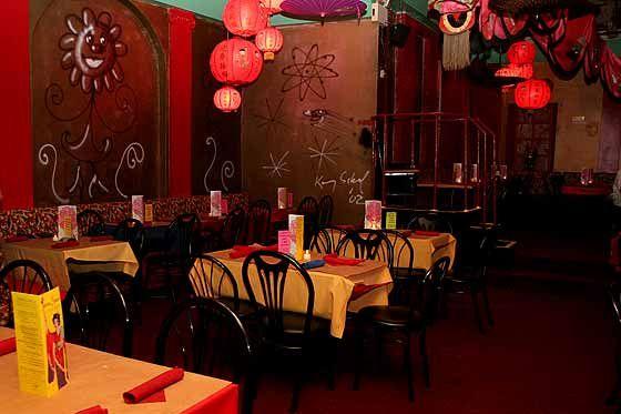 The original Lucky Cheng's.
