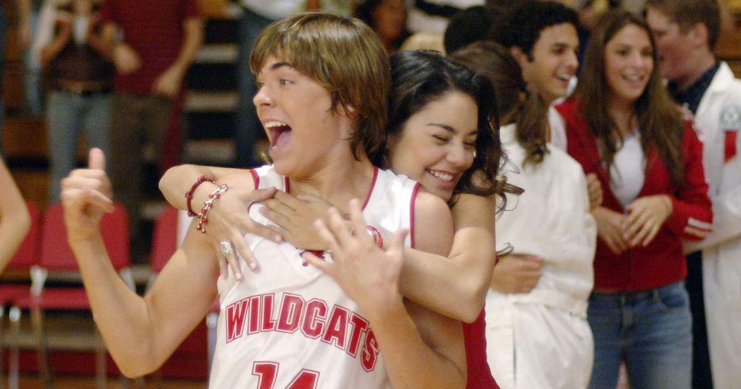 High School Musical Kkiste