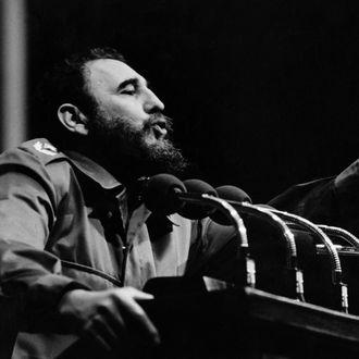 (FILES) Cuban Prime Secretary of the Cub