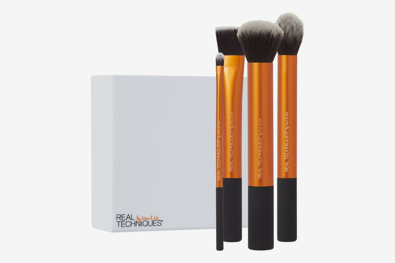 d35858625d6 Best foundation makeup brush set. Real Techniques Flawless Base Set