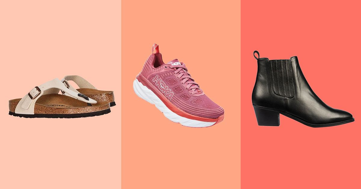 most comfortable shoes for bad feet