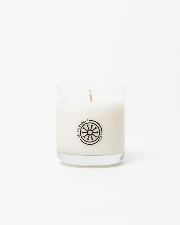Keap Green Market Candle