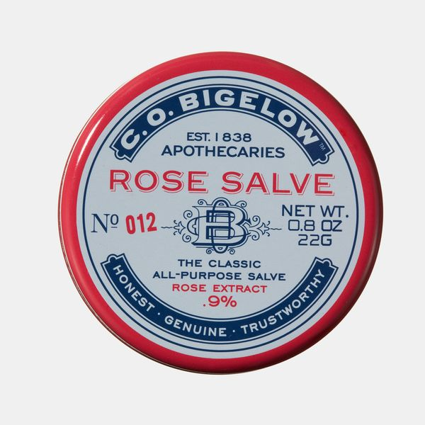 C.O. Bigelow Rose Salve Tin