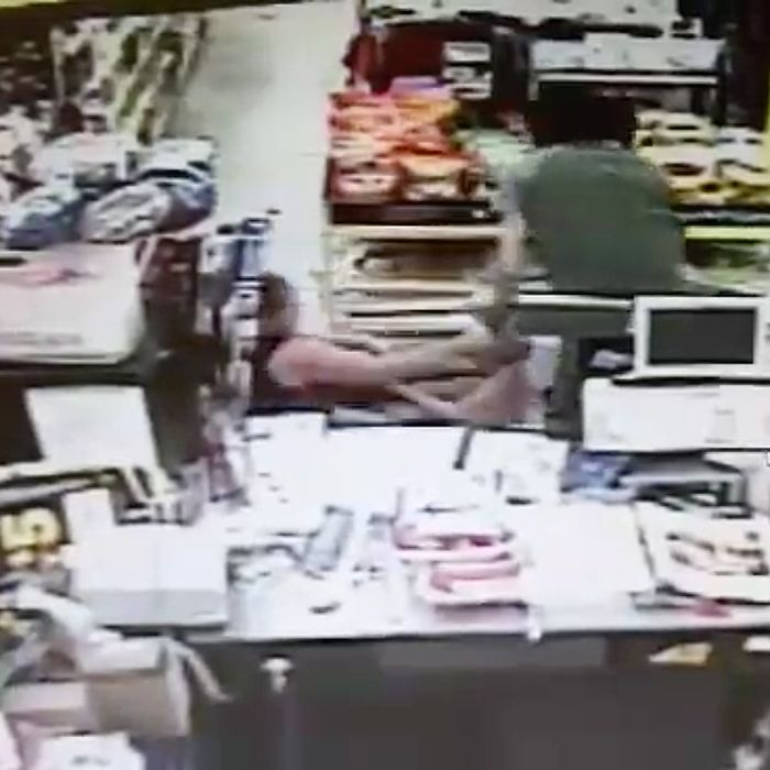 An attempted kidnapping in Hernando, Florida.