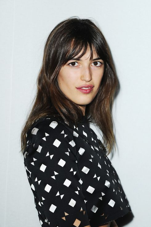 Jeanne Damas Can't Live Without Lipstick & Heels -- The Cut