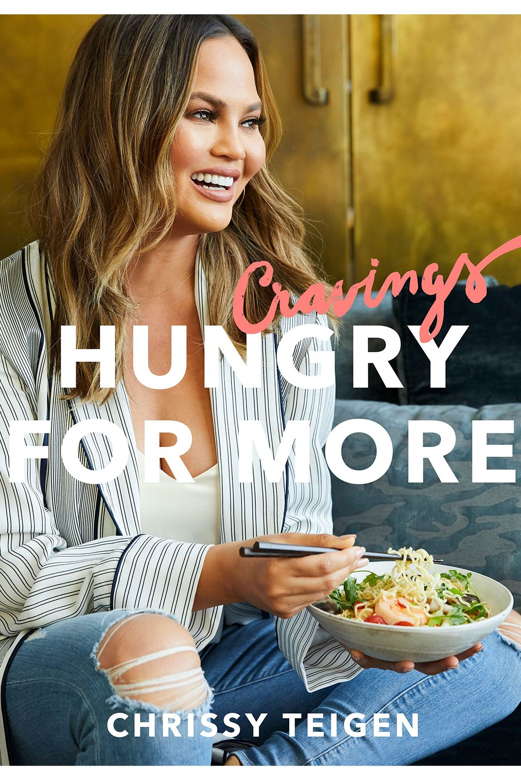 Cravings: Hungry for More, by Chrissy Teigen