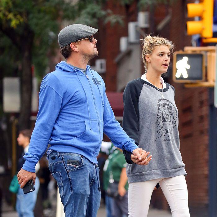 Good-bye, Leonardo DiCaprio And Kelly Rohrbach