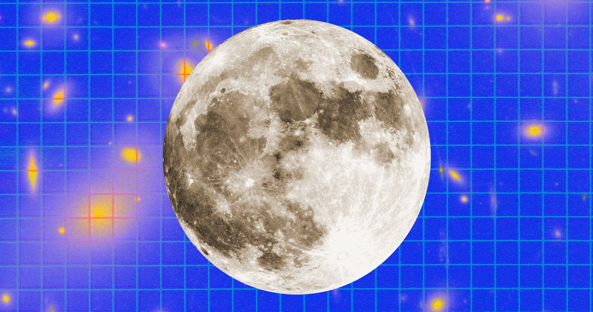 Moon phase right now