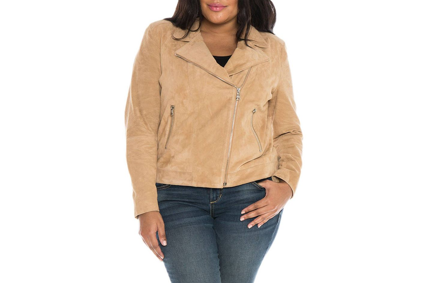 SLINK Jeans Canyon Suede Jacket