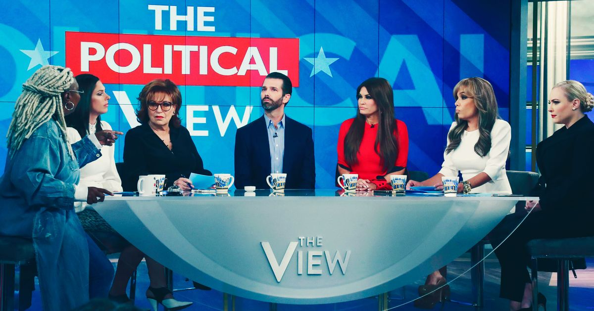 Don Jr. Brought Chaos and Suffering to The View