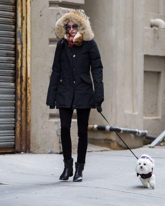 Olivia Palermo - 18 Celebrities Bundled Up Beyond