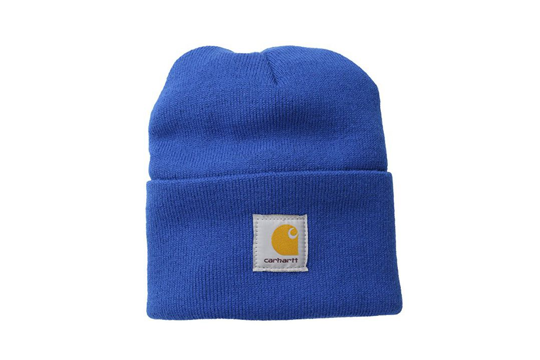 Carhartt Watch Hat A18 — Cobalt Blue