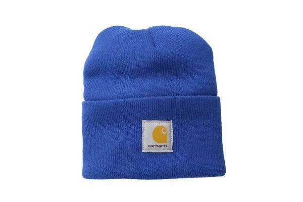 Carhartt Watch Hat A18 — Cobalt Blue