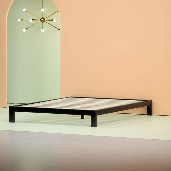 19 Best Metal Bed Frames 2020 The, Queen Bed Frame 10 Inches High