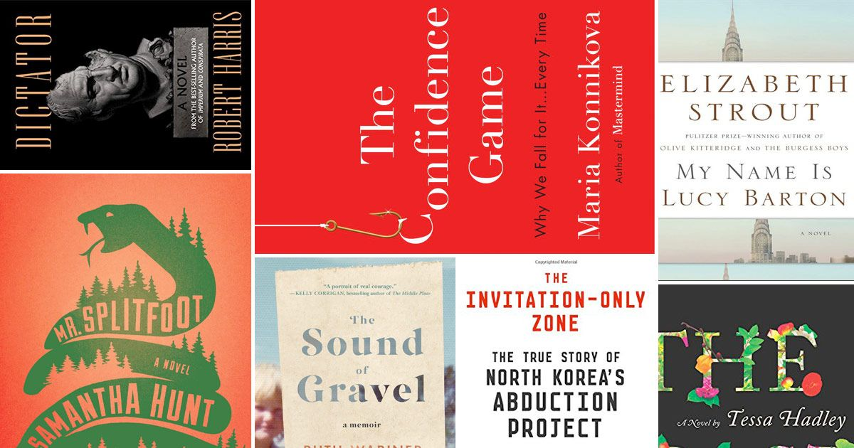 7 Books You Need to Read This January