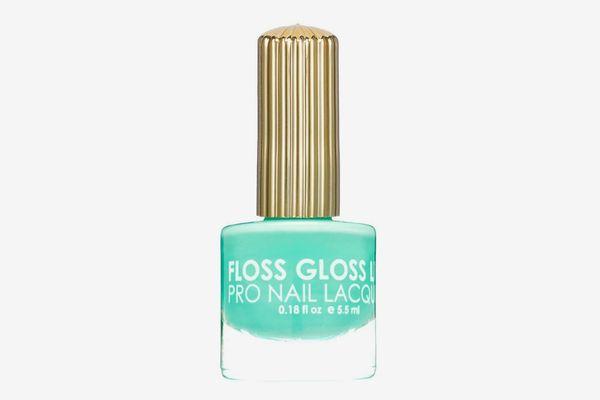 Floss Gloss Nail Lacquer Wet