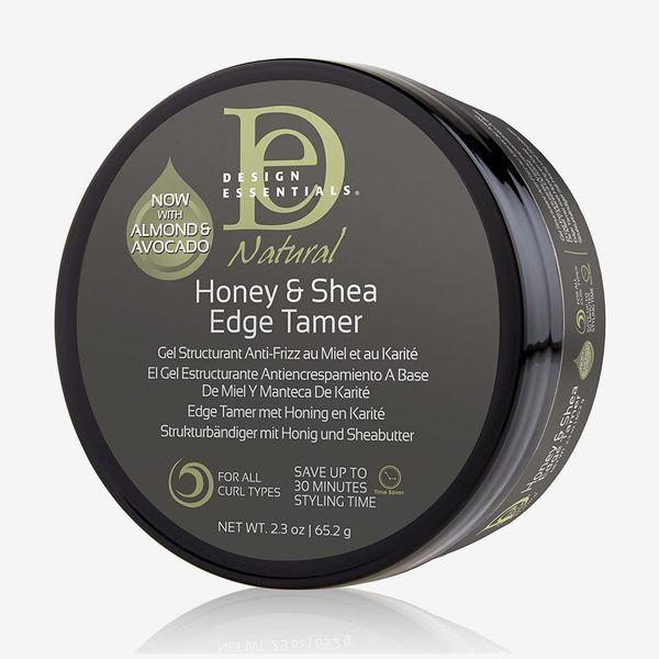 Design Essentials Natural Honey & Shea Edge Tamer Hair Gel