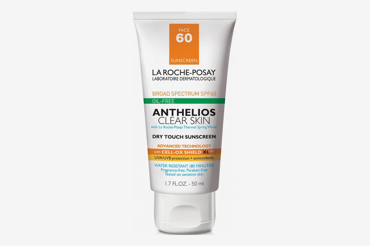 La Roche-Posay Anthelios 60 Clear Skin Dry Touch Sunscreen SPF 60