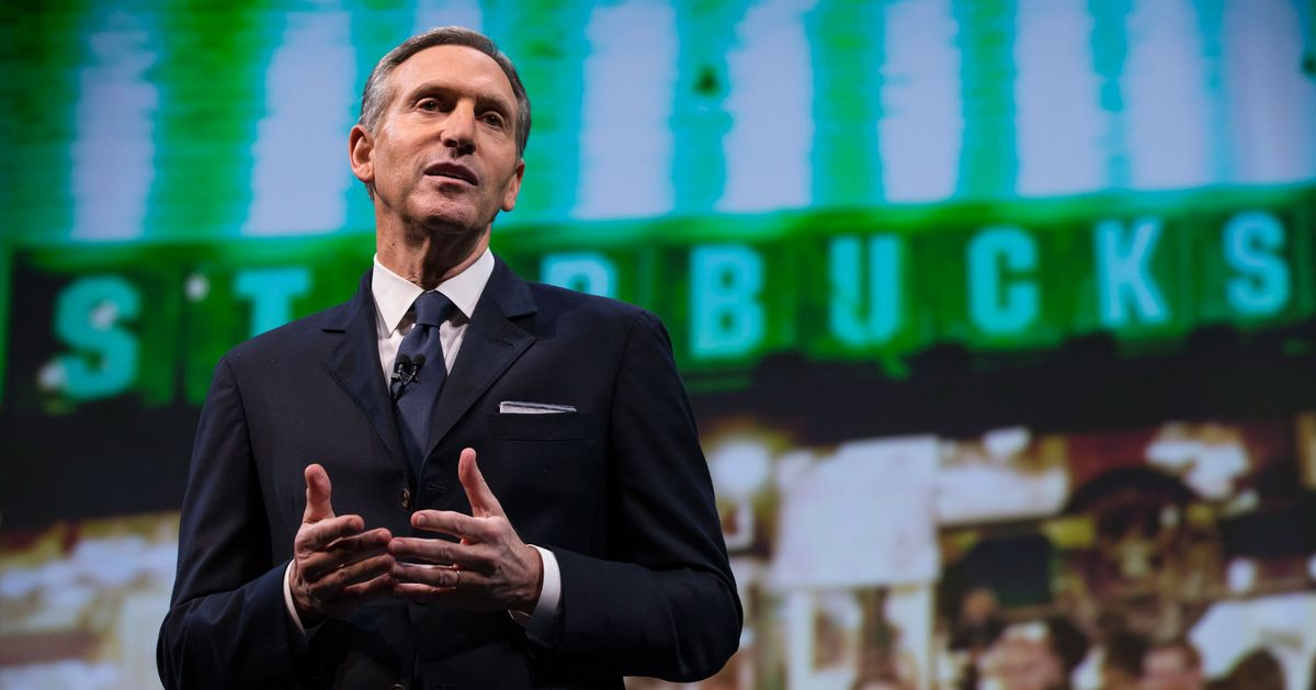 Hillary Clinton Reportedly Wanted Howard Schultz As Her Labor Secretary