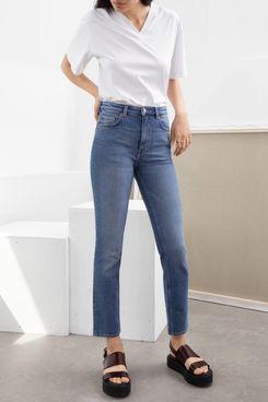 Straight Slim Jeans