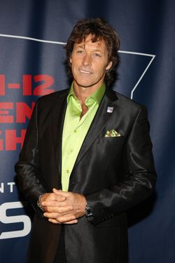 NEW YORK, NY - OCTOBER 27:  Ron Duguay attends the New York Rangers home opener at Madison Square Garden on October 27, 2011 in New York City.  (Photo by Bennett Raglin/WireImage)