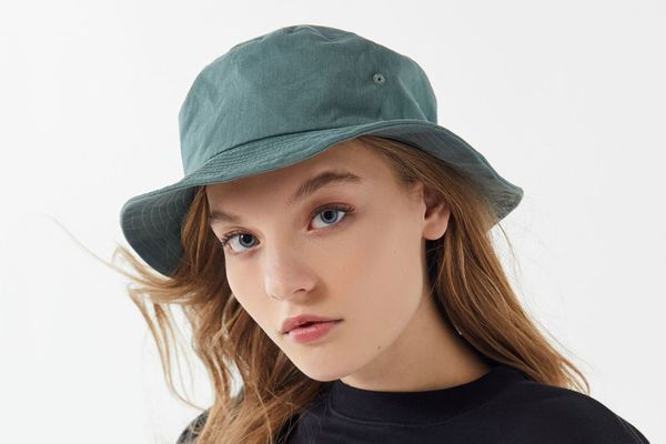 Chloe Canvas Bucket Hat