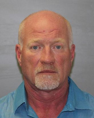 Clinton Correctional Facility Correction Officer Gene Palmer Arrested