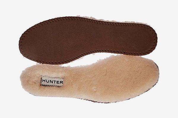 Hunter Women's Luxury Shearling Insoles